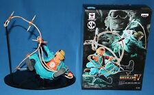 ONE PIECE FIGURE COLOSSEUM SCULTURES BIG ZOUKEIO 4 VOL.8 PAULY BANPRESTO 2015
