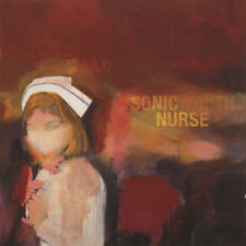 Sonic Youth Nurse (2004) 11 Pistas CD Álbum Nuevo/Unplayed Exclusive Adicional