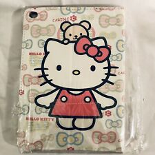 Hello Kitty White Pink Ipad Air2 Cover Case -  New In Package