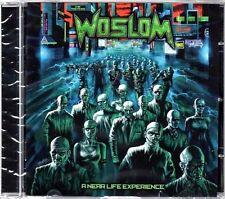 WOSLOM-A NEAR LIFE EXPERIENCE-CD-thrash-metal-bywar-farscape-exodus-megadeth