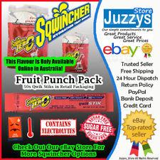 Sqwincher® Qwik Stiks 50x Bag - Fruit Punch Sugar Free:  FREE POSTAGE