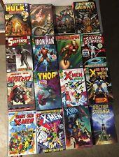 Marvel Omnibus Collection 25 Total Amazing Spider-man Iron Man Hulk Thor X-men