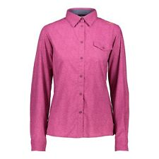 CMP outdoorbluse 38t5876 Women Shirt wanderbluse fonction chemisier manches longues fushia