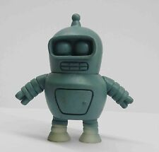"Futurama Bender Action Figure Prototype 2.5"" Rare!"
