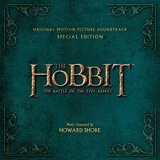 Howard Shore - The Hobbit: Battle Of The Five Armies (Deluxe) (NEW 2 x CD)