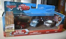 Disney Pixar Radiator Springs 3-Car Gift Pack CRUISIN LIGHTNG McQUEEN,MATTI,BERT
