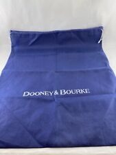 "Dooney & Bourke Dust Cover Bag with Drawstring 18"" x 21"" Large Tote Handbag"