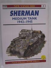 Osprey New Vanguard 3 - Sherman Medium Tank 1942–45