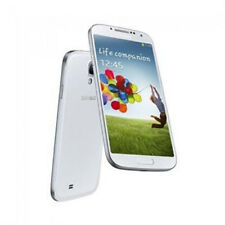 "5"" samsung galaxy s4 sph-l720 4g lte 13mp 16gb free white mobile phone white"