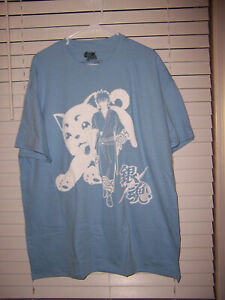 Gintama Adult Size 2XL T-Shirt Loot Anime Lootwear Exclusive
