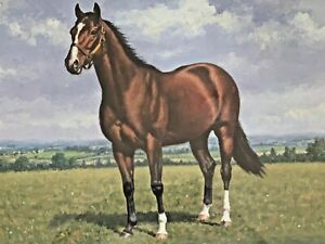 """Richard Stone Reeves """"Northern Dancer"""" Limited Edition Lithograph, #11 of 600"""