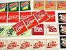 Coca Cola Coke TaB Mello Yello Sprite Minute Maid Aufkleber USA Sticker Decal
