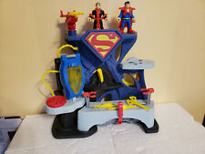 Fisher Price Imaginext DC Super Friends Superman Playset w/ General Zod Fortress