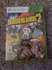 Borderlands 2 (Microsoft Xbox 360, 2012) Brand new, Factory Sealed
