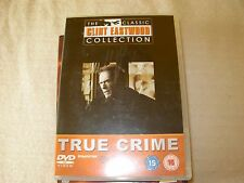 TRUE CRIME DVD (THE CLASSIC CLINT EASTWOOD COLLECTION)