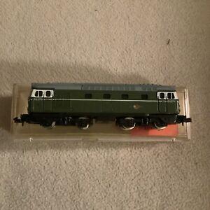 Hornby Minitrix Trix N 204 N Gauge Class 27 D5379 BR Green
