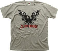 ALTER BRIDGE ROCK CD ALBUM zinco Stampato T-shirt di Cotone 0433
