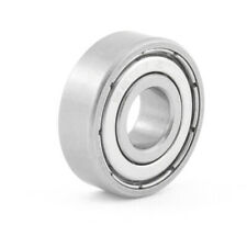 Stainless Steel 19mm x 7mm x 6mm Sealed Deep Groove Ball Bearing