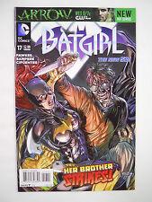 DC Comics Batgirl #17 (2013)