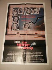Agatha Christie's The Mirror Crack'd 1980 Original 1 SH Movie Poster-Rock Hudson