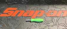 SNAP ON TOOLS MINI POCKET REVERSIBLE SCREWDRIVER - RARE GREEN - SDDDMIA USA