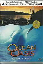OCEAN OASIS TWO WORLDS ONE PARADISE - VISUALLY STUNNING FILMING DVD -