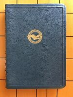Vintage Pratt & Whitney Aeronautical Vest-Pocket Handbook 10th Ed 1964 Fold-Outs