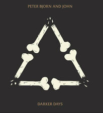 Peter, Bjorn and John : Darker Days CD (2018) ***NEW*** FREE Shipping, Save £s