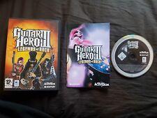 Guitar Hero III Legends of Rock MAC Game