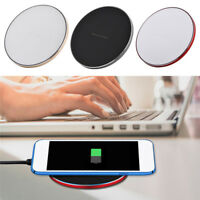 QI Wireless Charger Fast Charging Receiver Case + Charger Dock Pad For iPhone HQ