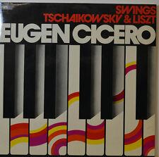 "EUGEN CICERO - SWINGS CHAIKOVSKI & LISZT - MPS 0088.039 - 12"" LP (Y613)"
