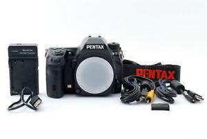 PENTAX K-5 Digital SLR Cámara Cuerpo, Negro 16.3 Mp De Japón [ EXC #346A 517