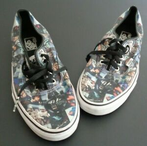 Vans x Star Wars Movie Scenes Shoes Luke Skywalker 11.5 May Force Be With You