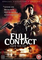 Full Contact - 2004 Chow YunFat, Simon Yam, Anthony Wong New Sealed Region 2 DVD