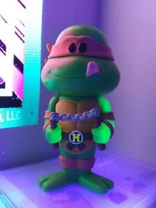 Michelangelo Funko Soda 🔥 Chase Error 🔥 Teenage Mutant Ninja Turtles