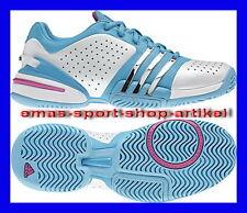 Adidas Barricade 6.0 adilibria señora tenis talla uk-3, 5 FB. runwh/metsi/intb u44353
