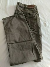 The Territory Ahead 6 Pocket Pants-Men's Size 38, Olive