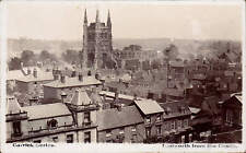 Tamworth from the Castle in Carrick Series.