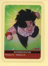 Carte Dragon Ball Z n° 96 SANGOHAN (Lamincards)
