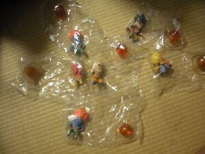 Dragon Ball Z Chara Puchi Mini Figure Set Of 6