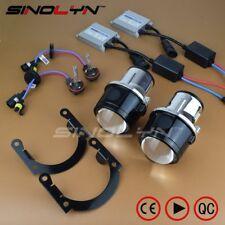 HID Bi-xenon Projector Lens Fog Lights Driving Lamp Retrofit DIY Waterproof H11