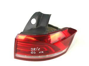 Volkswagen Passat B8 Rear Right Outter Taillight Tail Light Brake Lamp 3G9945312