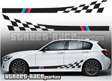 BMW racing stripes 013 graphics stickers decals M Power M sport 1 2 3 4 5 series