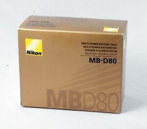 Nikon MB-D80 new boxed item.