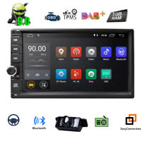 "AU STOCK!!7""Android 10.0 Double 2-DIN Car GPS Stereo Head Unit OBD2 DAB+ WIFI 4G"