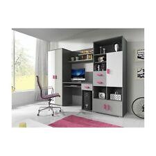 Kids wall unit TOM computer desk shelfs wardrobe FREE DELIVERY*