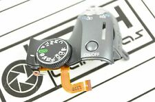 Canon Powershot SX10 IS Top Cover Shutter Button Replacement Repair Part EH0025