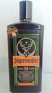 Jägermeister Set 0,7 L schwarzem Metalbox