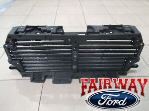 18 thru 20 F-150 OEM Ford Upper Radiator Grille Air Shutter Control Assembly