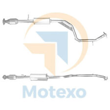 BM91743H Exhaust Approved Petrol Catalytic Converter +Fitting Kit +2yr Warranty
